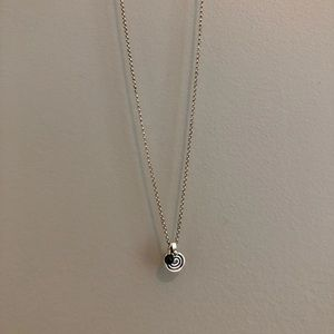 Jewelry - Sterling Silver Hand Crafted Necklace